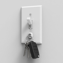 Image of a KeyCatch key storage solution.