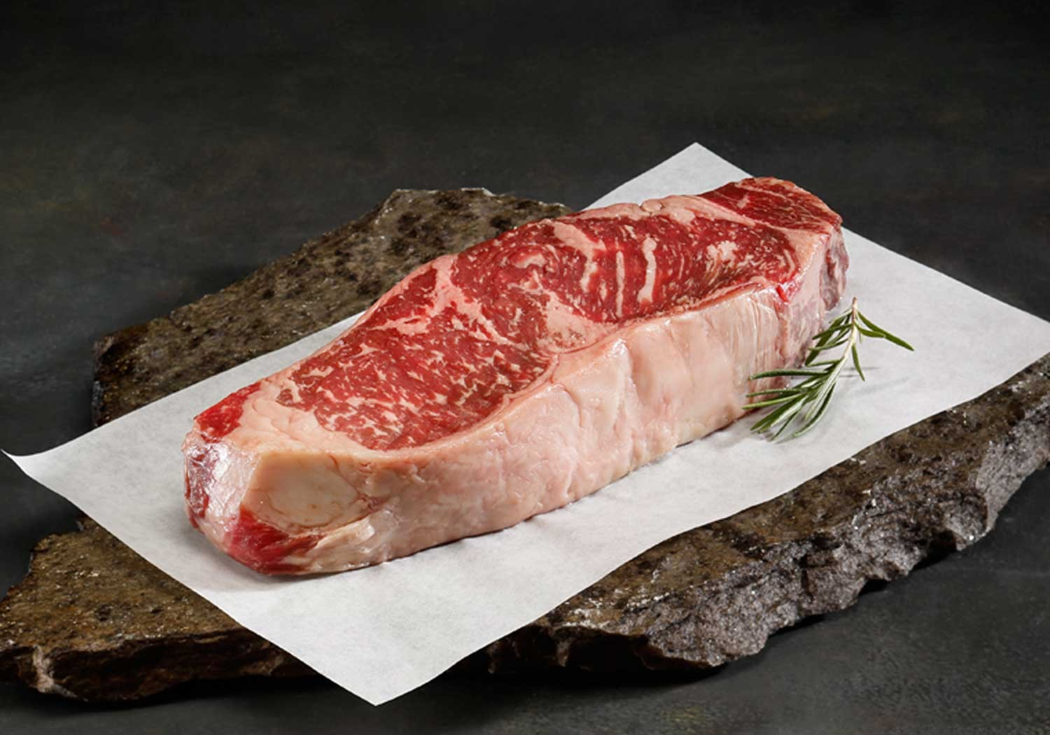 American Kobe Wagyu End Cut New York Strip ⋆ American